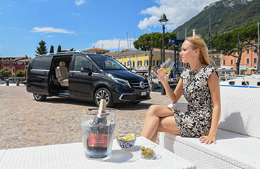 Chauffeured Vehicles Northern Italy for Business Executives